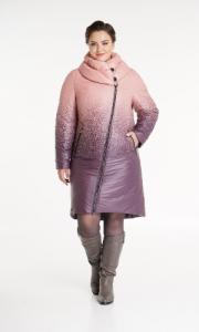 Фото  Утепленная женская куртка