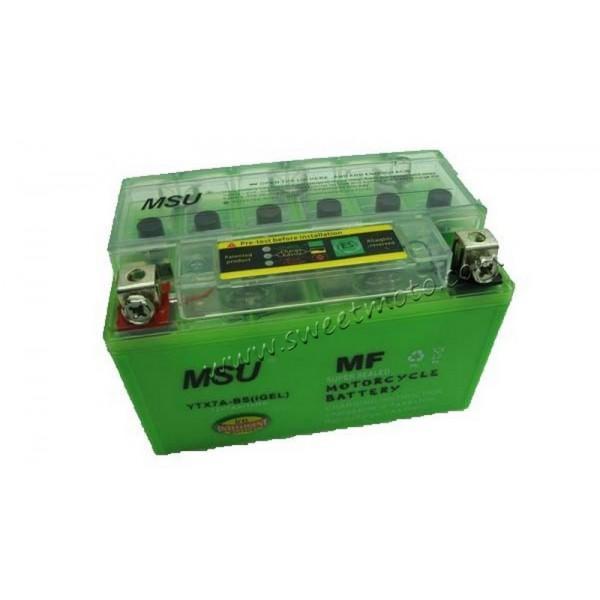 Аккумулятор 7А 12В MSU