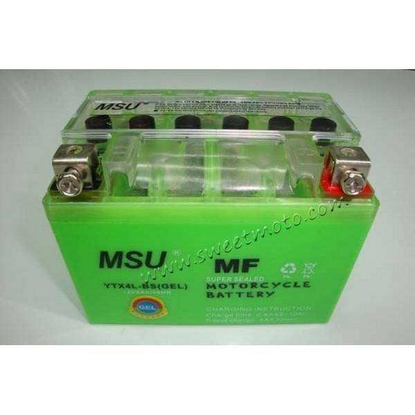 Аккумулятор 4А 12В MSU