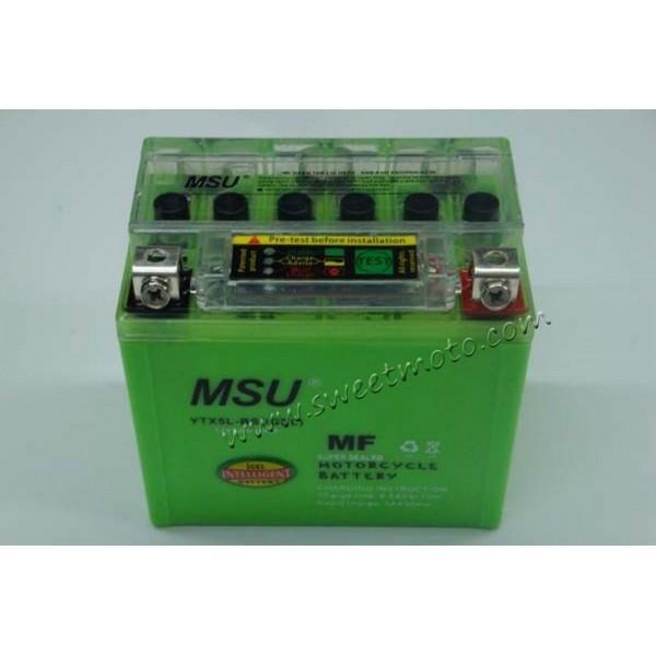Аккумулятор 5А 12В MSU