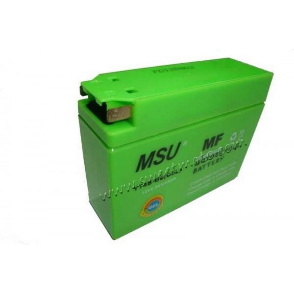 Аккумулятор YT4B 12В MSU