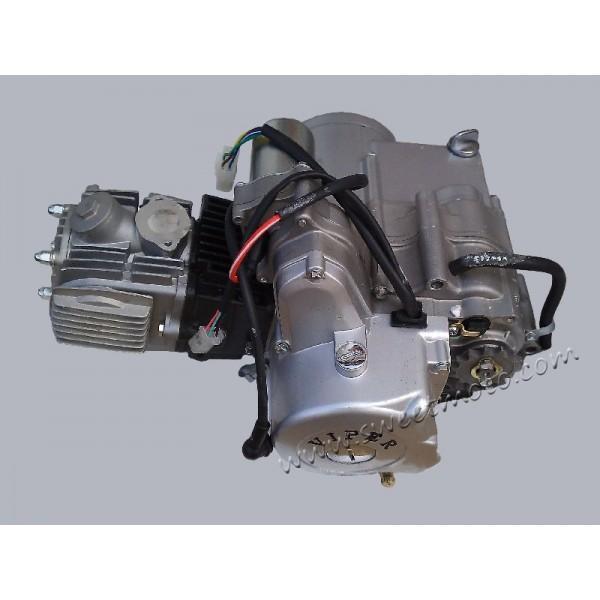 Двигатель Active 110cc полуавтомат