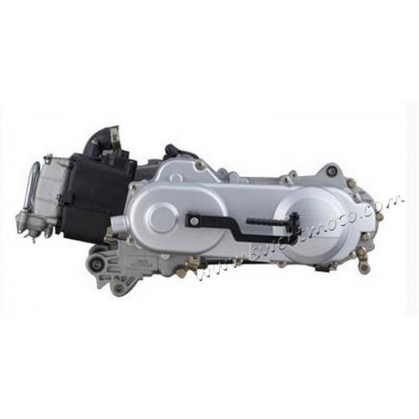"""Двигатель GY-6 4Т 80сс 12"""" (длинная нога)"""