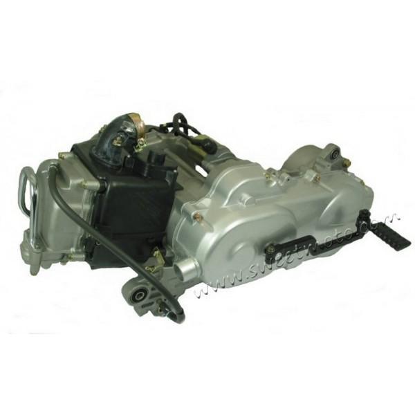 """Двигатель GY-6 4Т 80сс 10"""" (короткая нога)"""