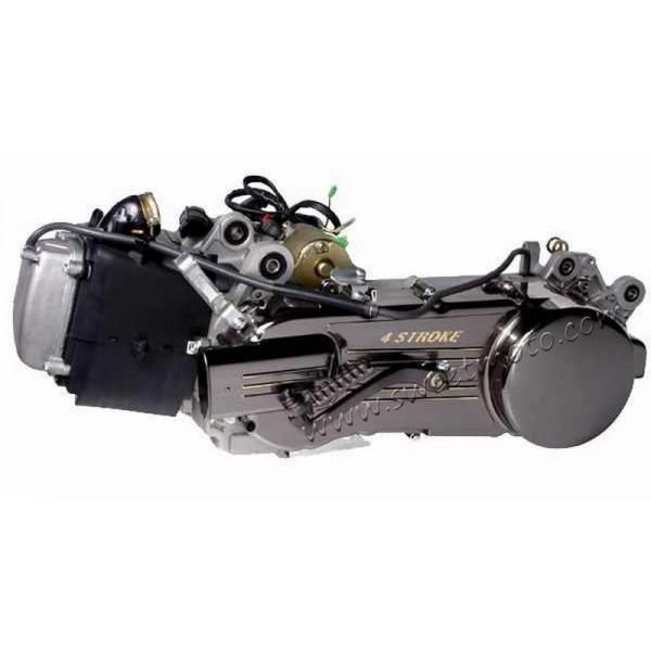 Фото Мотозапчасти Двигатель GY-6 4Т 150сс