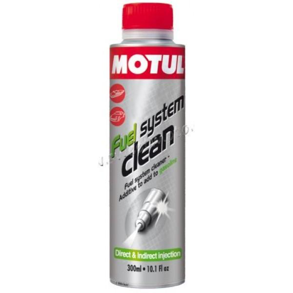 MOTUL  Fuel System Clean Auto, 300мл.