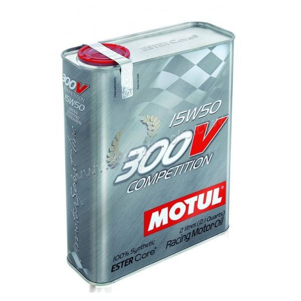 MOTUL 300V Competition, 2л.