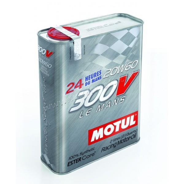 MOTUL 300V Le Mans, 2л.