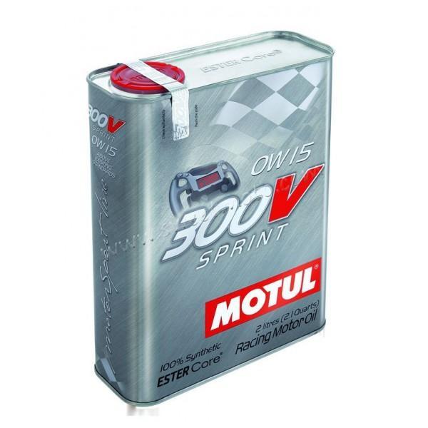 MOTUL 300V Sprint 0W15, 2л.