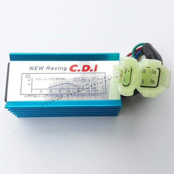 Коммутатор скутер 4Т GY-6 80сс спортивный (CDI) тюнинг