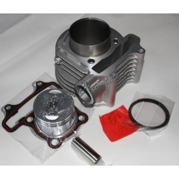 Цилиндро-поршневая группа 61мм 170сс GY-6 скутер 4Т