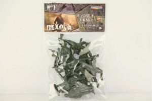 Фото Игрушки для мальчиков, Игровые наборы Военный набор - солдатики MASTERPLAY
