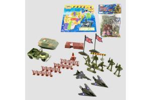 Фото Игрушки для мальчиков, Игровые наборы Военный набор в пакете