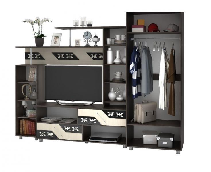 Фото Стенки и мебель для гостиной  Гостиная Верона ЛДСП (Стендмебель)