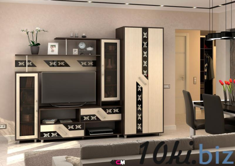 Гостиная Верона ЛДСП (Стендмебель) Стенки для гостиных в России