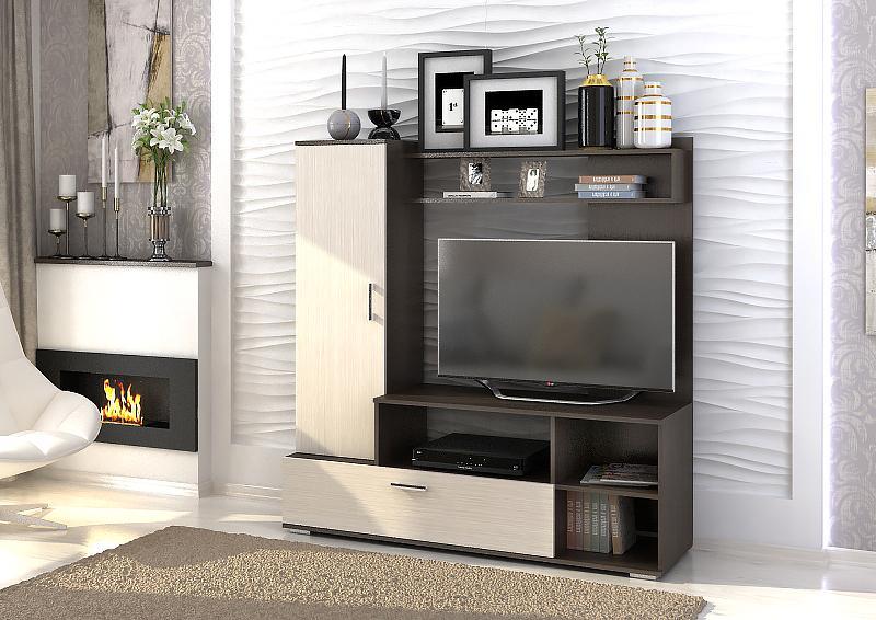 Фото Стенки и мебель для гостиной  Гостиная Лима ЛДСП (Стендмебель)