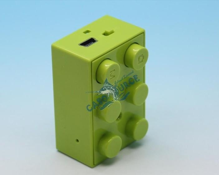 Игрушка-конструктор со скрытой видеокамерой