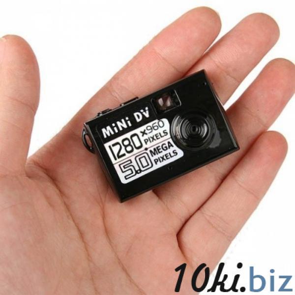 Мини видеокамера Mini DV 1280*960 с детектором движения купить в Астане - Скрытые видеокамеры с ценами и фото