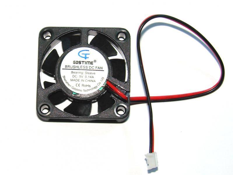Вентилятор 40 х 40 мм. 5В