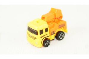 Фото Игрушки для мальчиков, Машины, перевертыши Машина стройка в пакете