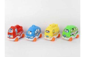 Фото Игрушки для мальчиков, Машины, перевертыши Машина в пакете