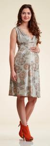 Фото  Платье для беременных и кормящих