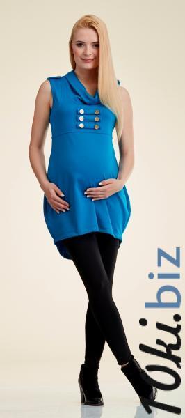 Платье-туника для беременных Платья для беременных и кормящих в Москве