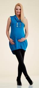 Фото  Платье-туника для беременных