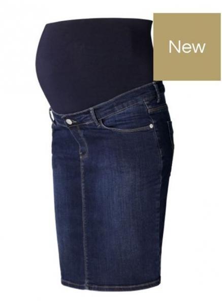Юбка для беременных на высоком бандаже