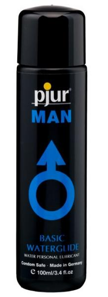 Лубрикант на водной основе pjur MAN Basic water glide 100 мл