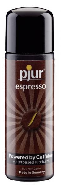 Стимулирующий лубрикант с кофеином pjur Espresso 30 мл
