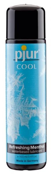 Охлаждающий лубрикант на водной основе pjur Cool 100 мл