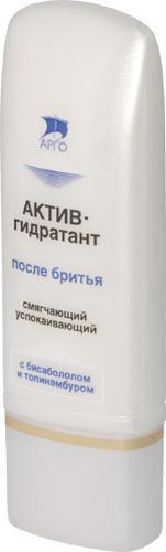 Актив-гидратант после бритья.