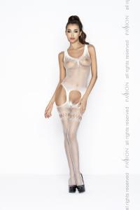 Фото Эротическое белье, Эротическое женское белье Бодистокинг BS038 white