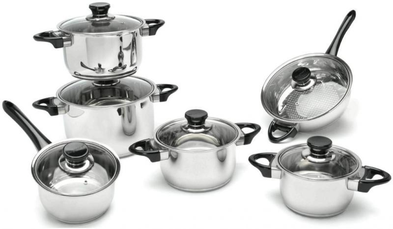 Набор посуды BergHOFF VISION 12 пр 1112206