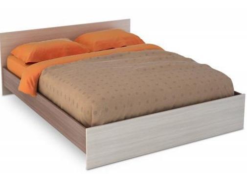 Фото Кровати Кровать Бася ЛДСП 1,4м (Стендмебель)