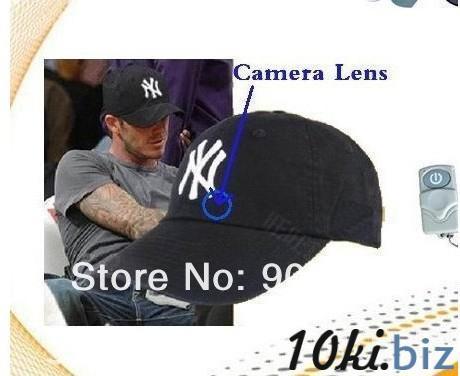 Шпионская бейсболка купить в Астане - Видеокамеры, экшн-камеры с ценами и фото