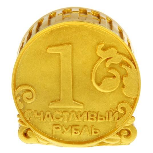 """Копилка """"Счастливый рубль"""""""