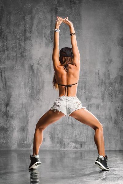 Twerk/booty dance