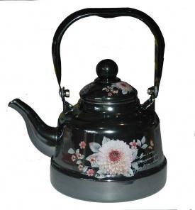 Чайник эмалированный FRICO на 1,1 литра. FRU-789