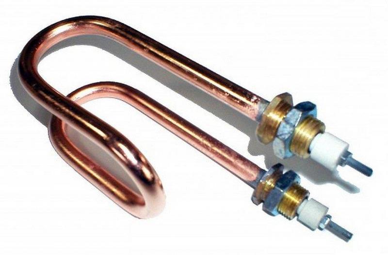 ТЭН 78.19.001 (2.75 кВт / 220В) для дистиллятора ГК-25 / АЭ-25 / АЭ-10 / Д-25