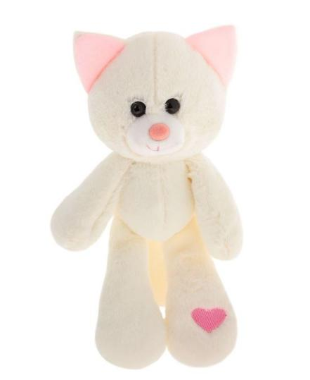 Мягкая игрушка «Котёнок Бася»