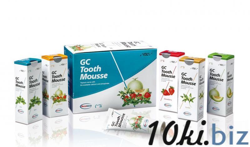 GC Tooth Mousse (Тусс Мусс - гель для восстановления зубной эмали) 35мл. купить в Харькове - Лечебные и профилактические материалы для стоматологических клиник
