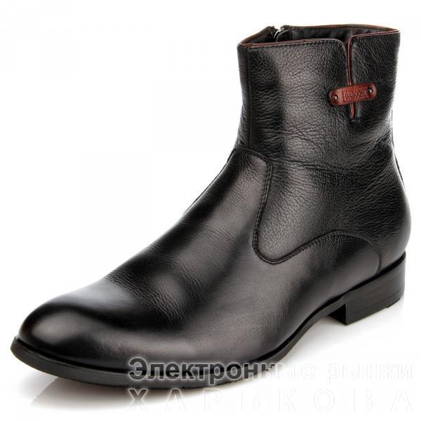 Ботинки мужские Basconi 3058 - Ботинки мужские на рынке Барабашова