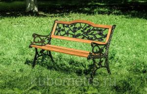 Фото Скамейки садовые Скамейка