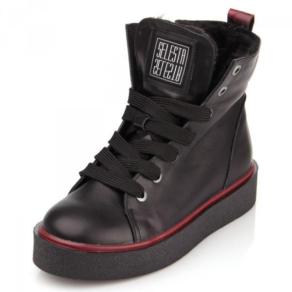 Ботинки женские Selesta 4663