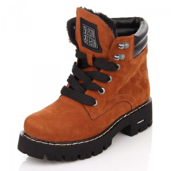 Ботинки женские Selesta 4671