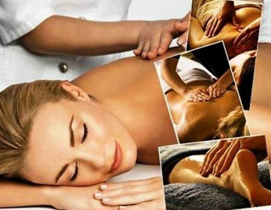 Общий (классический) массаж тела