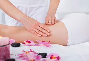 Фото  Антицеллюлитный массаж