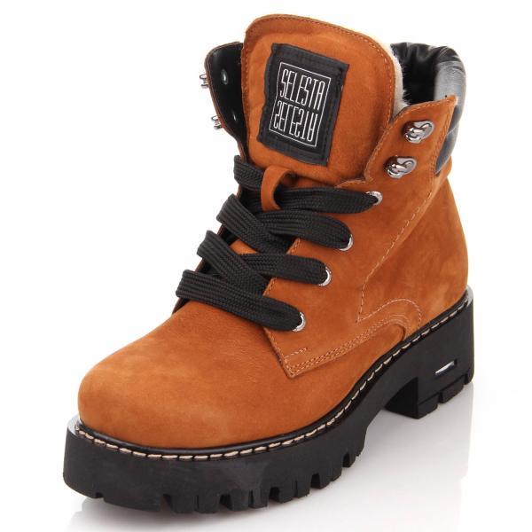 Ботинки женские Selesta 5879